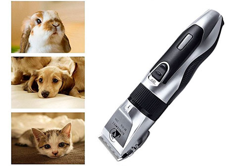 dog grooming clippers rechargeable professional