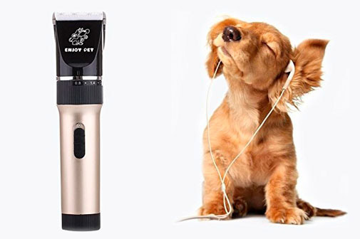 ENJOY PET CLIPPERS REVIEW